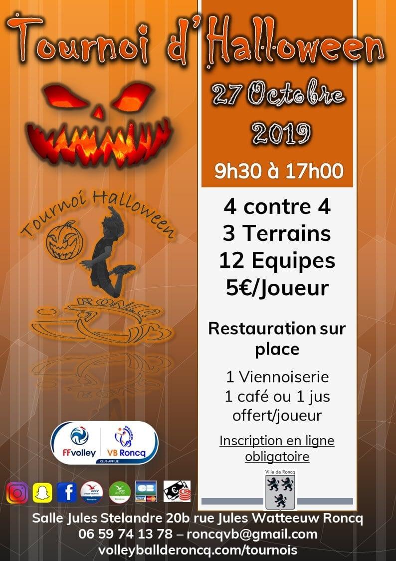 Tournoi Halloween 2019