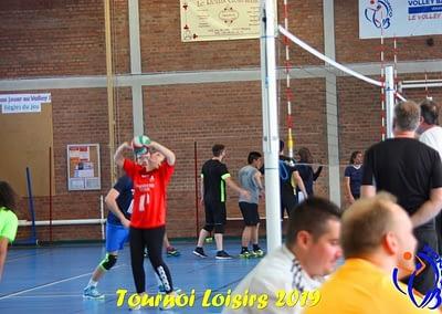 Tournoi loisirs 2019 Volley ball de Roncq