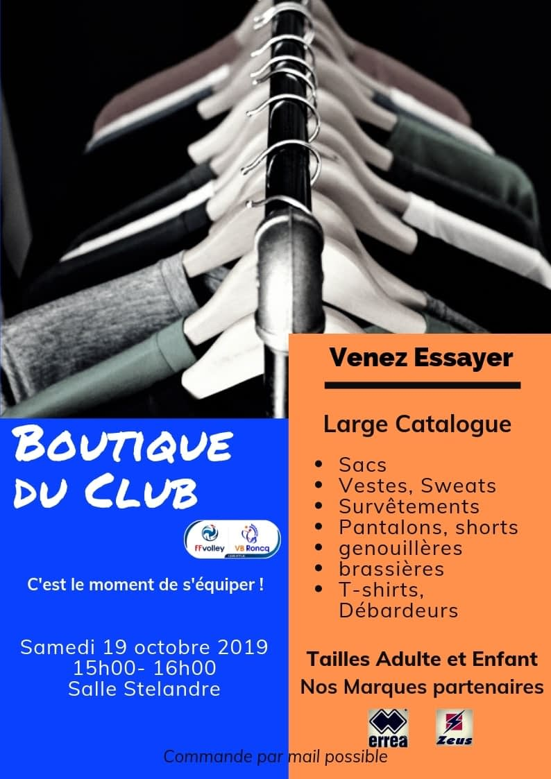 Grande Vente Boutique Club