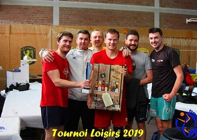 Tournoi loisirs 2019 Volley abll de Roncq