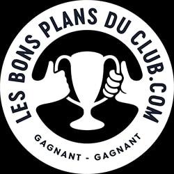Logo les bons plans du club